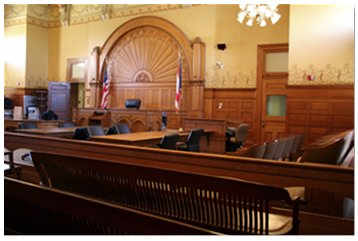 Arizona Private Investigations and Private Investigators, Drake Investigations is used to the inside of courtrooms like this one. If you need a professional investigator for criminal, civil or crime scene investigations, Drake Investigations is the right choice.